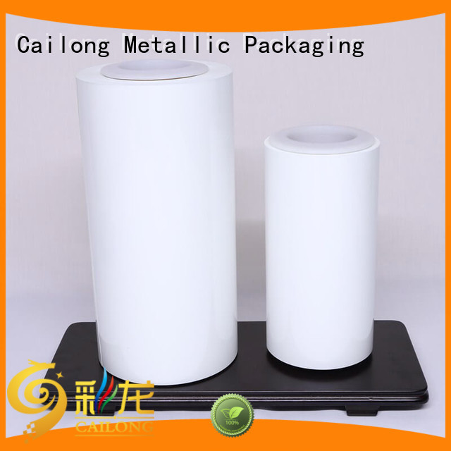 Original White PET Film