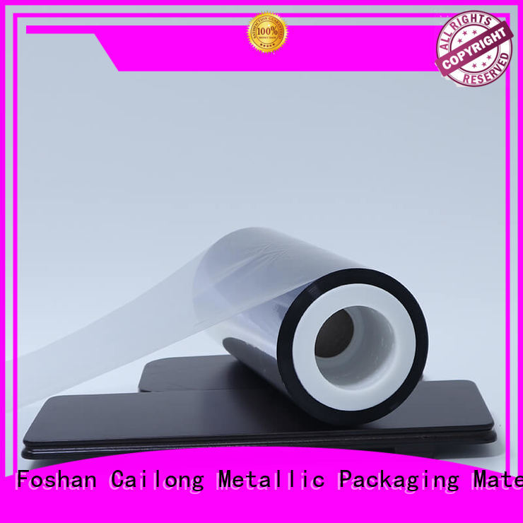 polyester metallised film cost for shopping bags