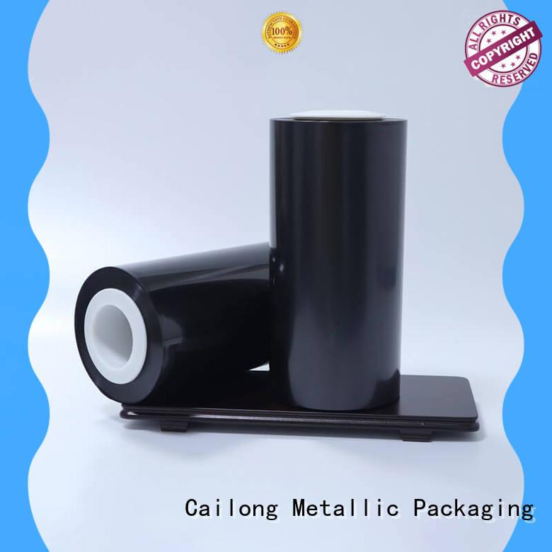 Cailong film pet transparent sheet manufacturer for packing foor