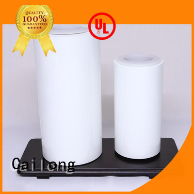 Cailong Color Coating plastic film supplier for packing foor