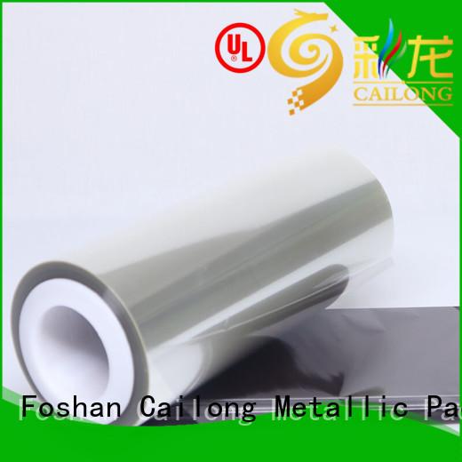 plastic film heat for shopping bag Cailong