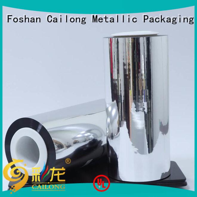 Vacuum Metallized PET Film ( VMPET- TY )