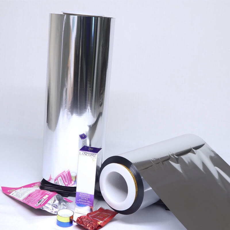 Vacuum Metallized BOPP Film-3