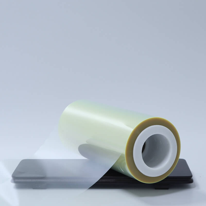 Plain film polyester static for stickers-3