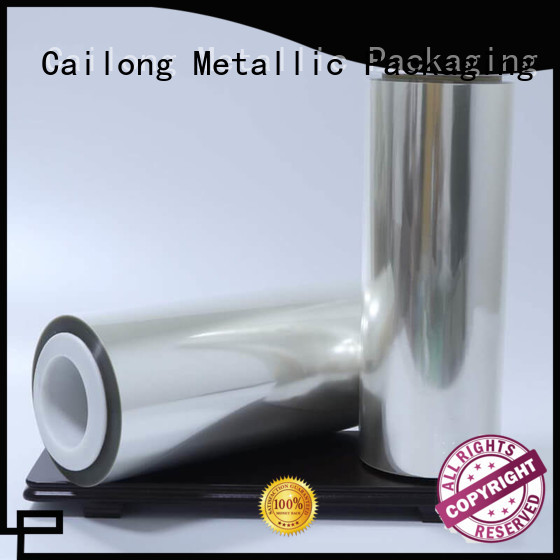 anti pet film material pethp used for labels Cailong