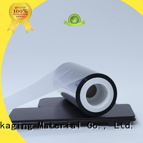 Cailong grade metalized polyester marketing used for stickers