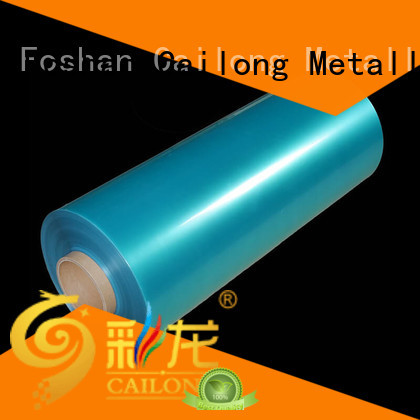 Cailong grade polycarbonate film from China for optical disk substrates