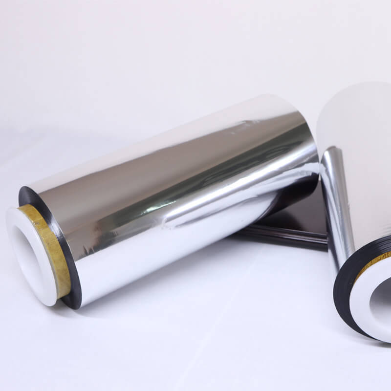 Vacuum Metallized PVC Film-1