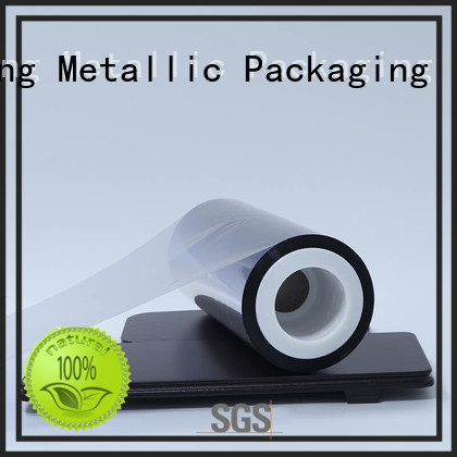 grade metalized bopp film marketing ffor Decorative Cailong