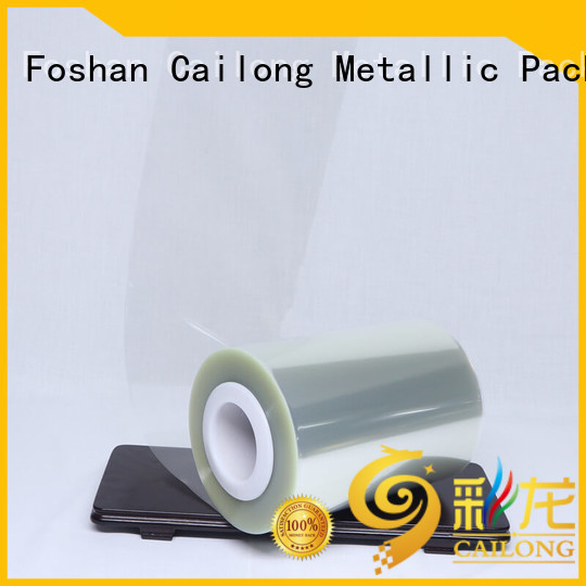 high-quality clear film bulk production for medical packaging