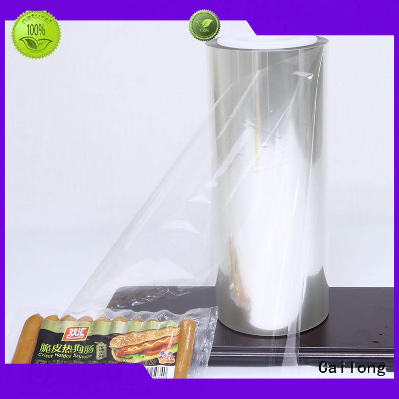thin aluminized plastic petaloxtz improvement for cooked food