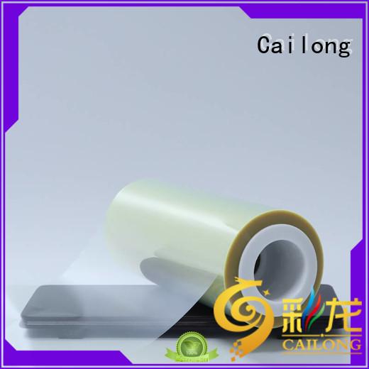 Anti-UV plastic film roll film order now for stickers