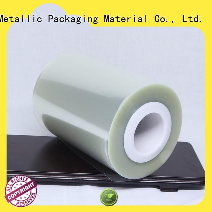 Cailong Plain mylar polyester film bulk production for stickers