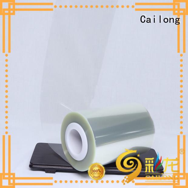 heat transfer printing film film for advertising Cailong