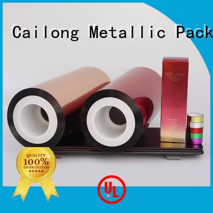 pet pet transparent sheet original for packing foor Cailong