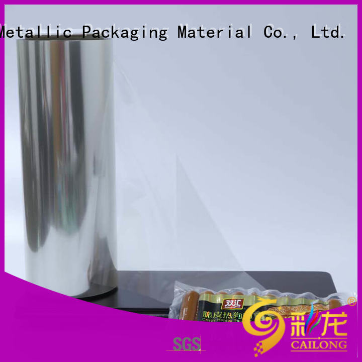 Cailong high-quality clear film transferring decorative materials