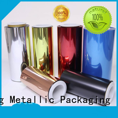 Cailong pet colored glass film for printing