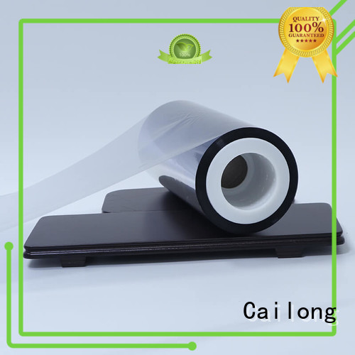 Cailong High flex crack resistance metalized polyester China for meat