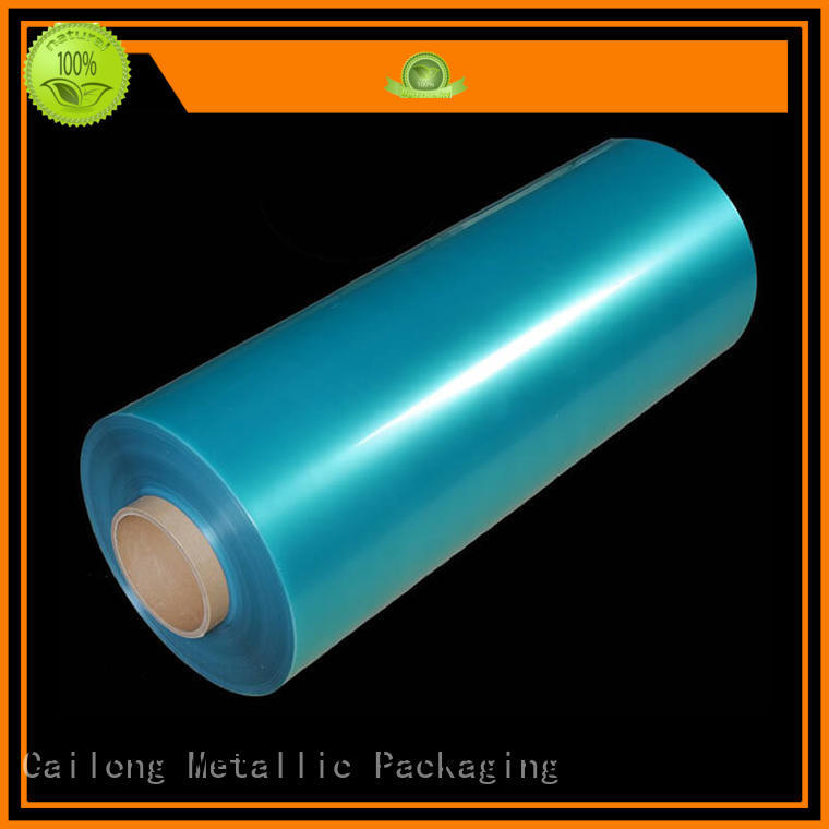 Cailong sheetfilm polystyrene sheets factory price for optical lenses