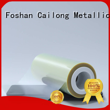 Plain plastic film printing free quote used for labels