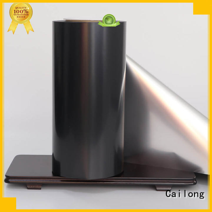 metallic film grade for product Cailong