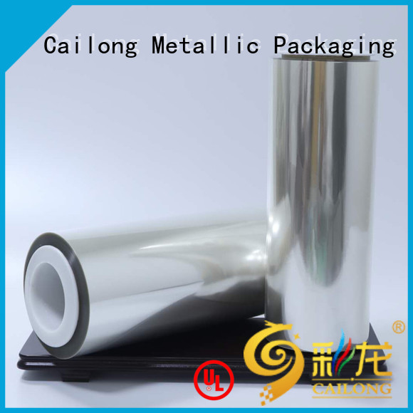laminating film temperature for tea Cailong