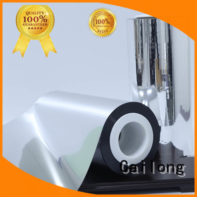 Cailong High barrier metalized paper for cooked food