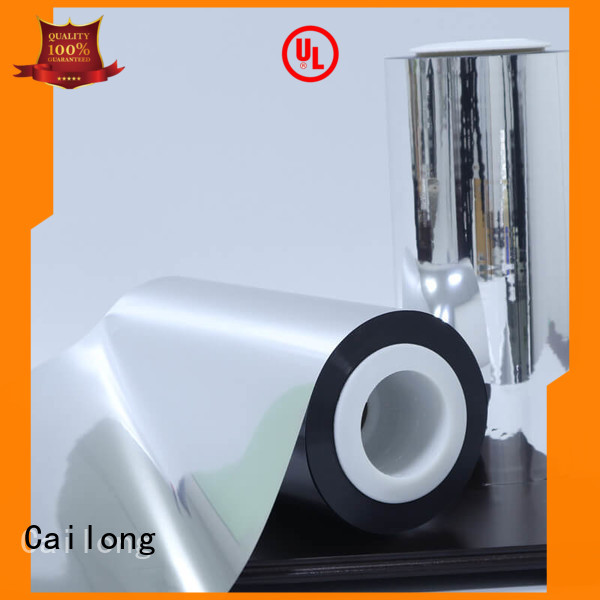 UV light protection metalized pet film chemical for sale ffor Decorative