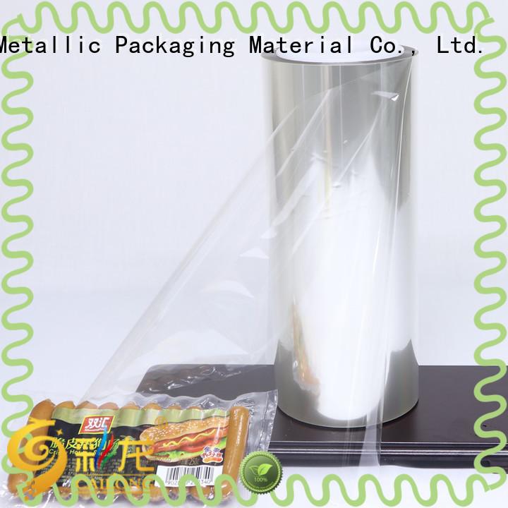 Cailong Printable aluminized plastic marketing for electronics