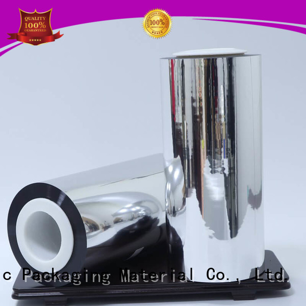 coating metalized pet metallized ffor Decorative Cailong