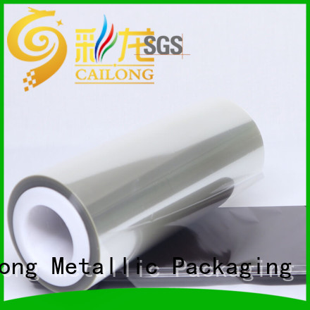 Cailong twist clear film free quote for medical packaging