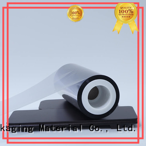 Cailong black metalized polyester experts for product
