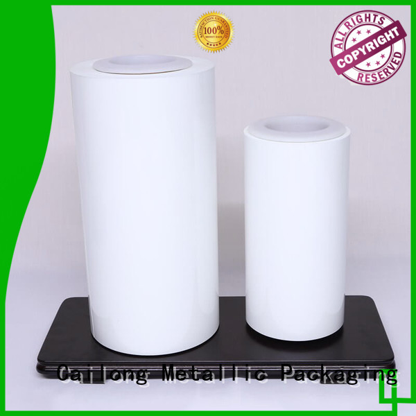 Cailong plastic film wholesale for packing foor