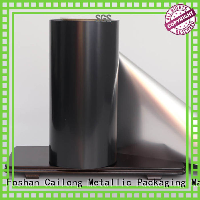 Anti- Explosion metalized mylar polyester owner used for stickers