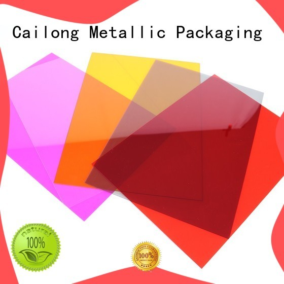Cailong polycarbonate plastic sheets factory for optical disk substrates