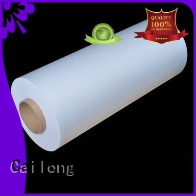 Cailong Reflective polycarbonate clear plastic sheet filmsheet for electronic appliances