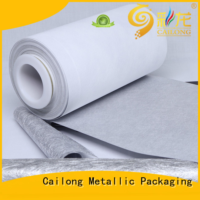 Vacuum Metallized Non-Woven Fabric