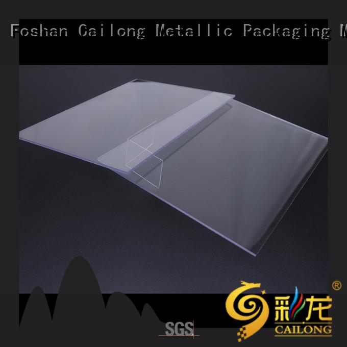 Cailong filmsheet polycarbonate plastic wholesale for medical equipment