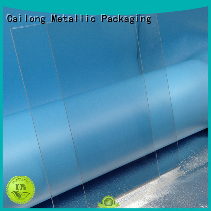 optical polystyrene sheets with many colors for sporting goods Cailong