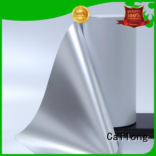 Vacuum metalized film grade popular for decorative materials