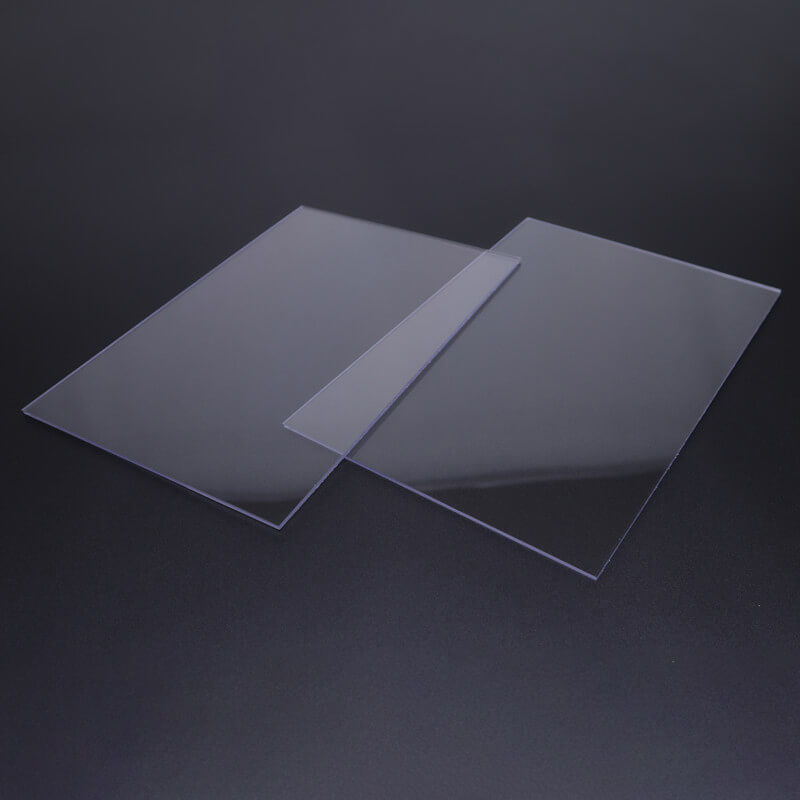 transparent polycarbonate sheet flame for optical lenses Cailong