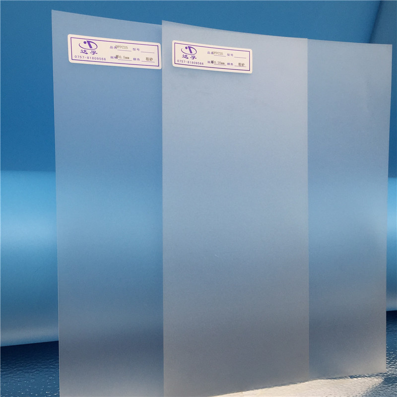 Cailong clear plastic sheets factory price for optical lenses-1