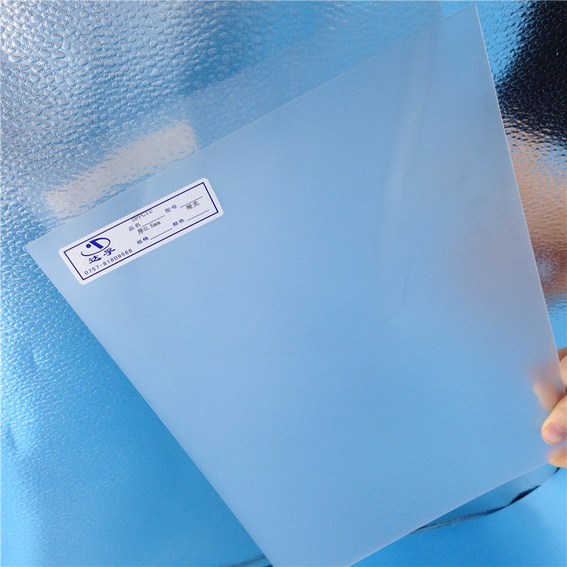 Cailong clear plastic sheets factory price for optical lenses-3