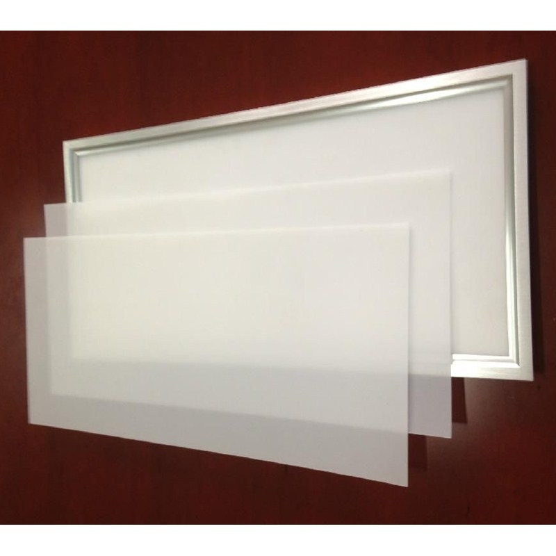 Printing clear polycarbonate filmsheet factory for aerospace