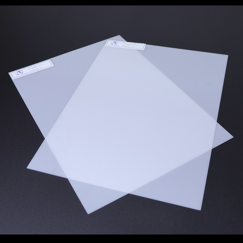 Cailong Reflective pc film transparent for medical equipment