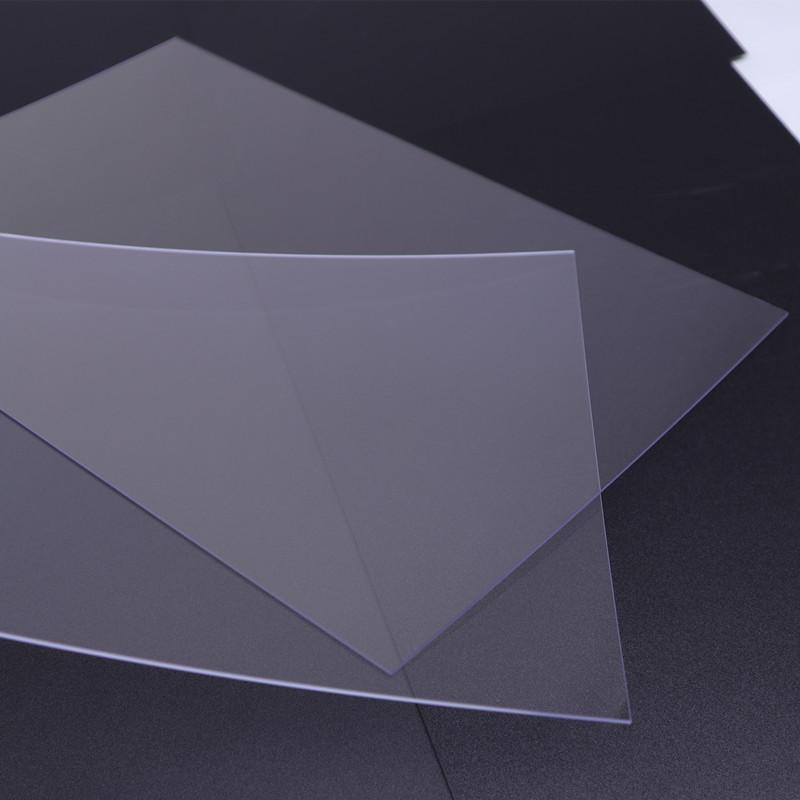 Optical Transparent transparent polycarbonate sheet textured customization for automobiles-1