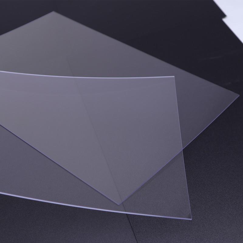 Cailong transparent polycarbonate film for kids for LED lighting-1