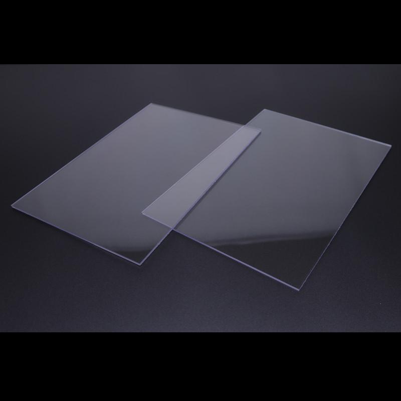 Optical Transparent transparent polycarbonate sheet textured customization for automobiles-3