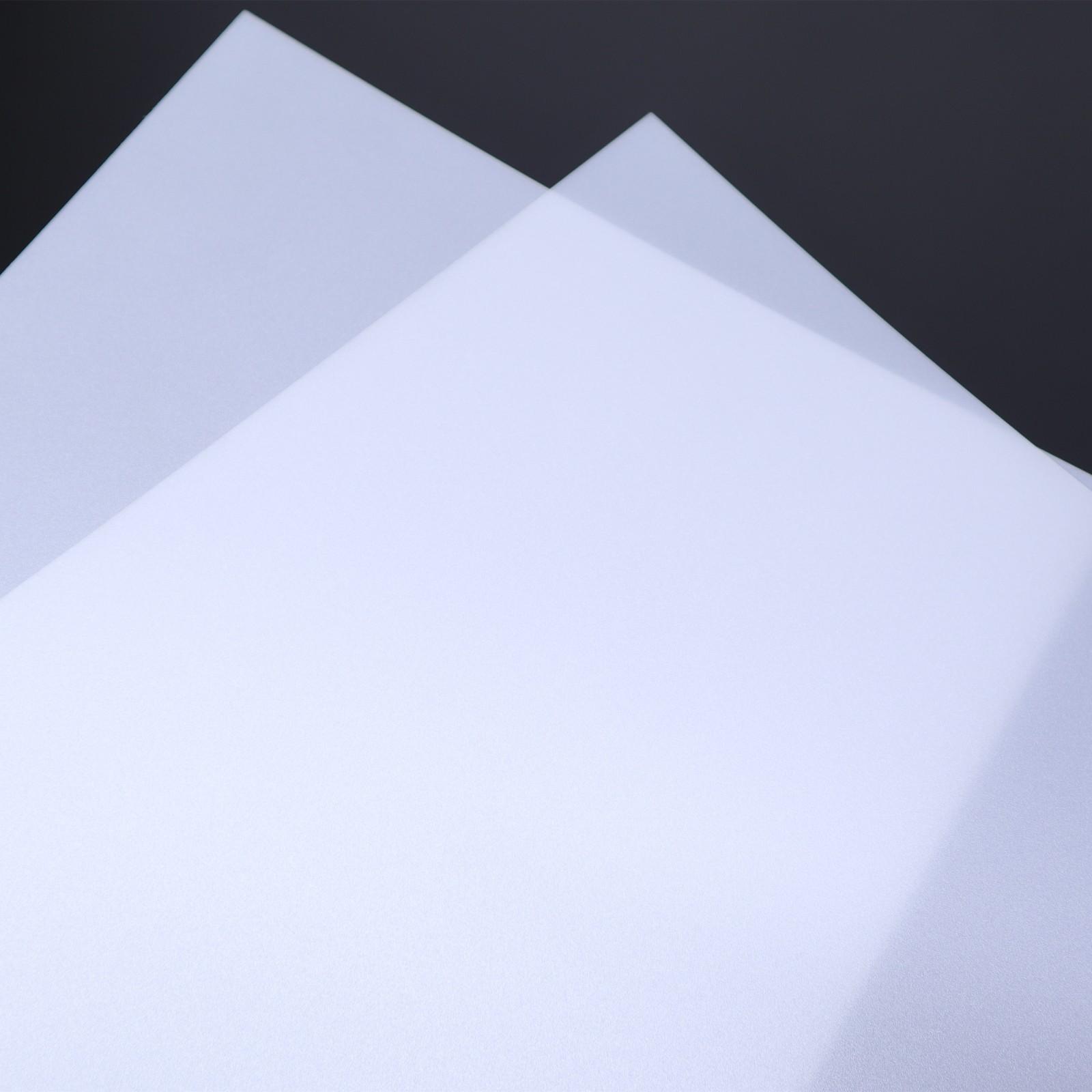 Cailong Transparent polycarbonate film directly sale for LED lighting-2