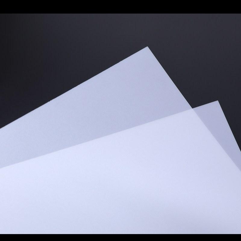 Cailong Transparent polycarbonate film directly sale for LED lighting-3